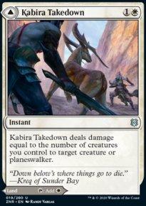 Kabira Takedown -