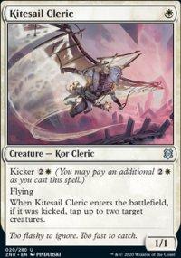 Kitesail Cleric -