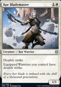 Kor Blademaster -