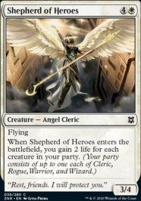 Shepherd of Heroes - Zendikar Rising