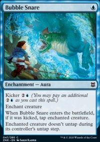 Bubble Snare - Zendikar Rising