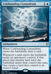 Confounding Conundrum 1 - Zendikar Rising
