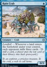 Ruin Crab 1 - Zendikar Rising