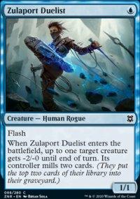 Zulaport Duelist - Zendikar Rising