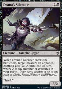 Drana's Silencer -
