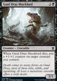 Guul Draz Mucklord -