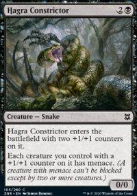 Hagra Constrictor -