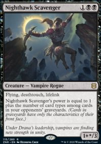 Nighthawk Scavenger -