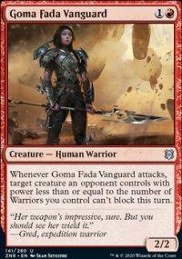 Goma Fada Vanguard -