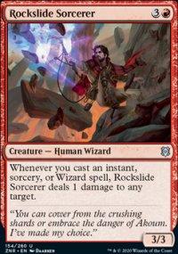 Rockslide Sorcerer -