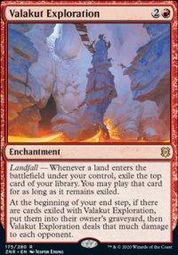 Valakut Exploration 1 - Zendikar Rising