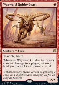 Wayward Guide-Beast 1 - Zendikar Rising