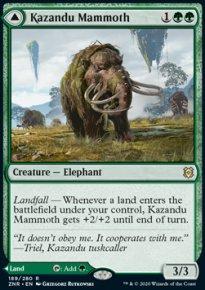 Kazandu Mammoth -