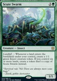 Scute Swarm 1 - Zendikar Rising