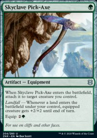 Skyclave Pick-Axe -