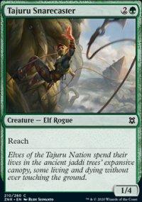 Tajuru Snarecaster - Zendikar Rising
