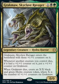 Grakmaw, Skyclave Ravager -