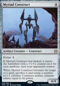 Myriad Construct 1 - Zendikar Rising