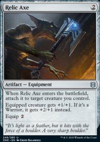 Relic Axe - Zendikar Rising
