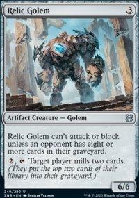 Relic Golem -