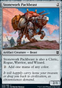 Stonework Packbeast -