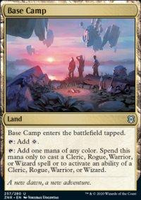 Base Camp -