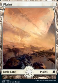 Plains 1 - Zendikar Rising