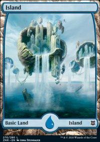Island 2 - Zendikar Rising