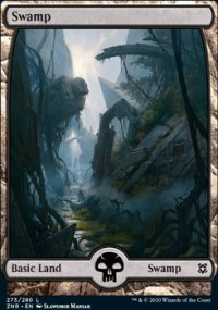 Swamp 2 - Zendikar Rising