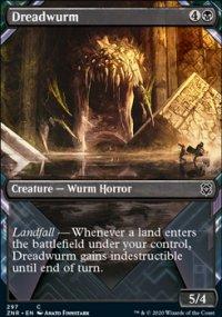 Dreadwurm 2 - Zendikar Rising