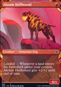 Akoum Hellhound -