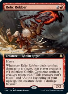 Relic Robber -