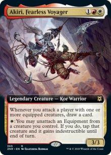 Akiri, Fearless Voyager -