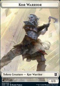 Kor Warrior - Zendikar Rising