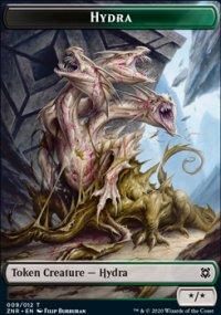 Hydra - Zendikar Rising
