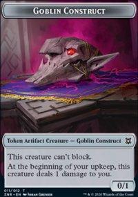 Goblin Construct - Zendikar Rising