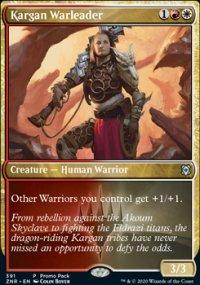 Kargan Warleader -