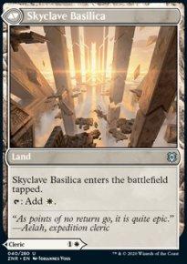 Skyclave Basilica - Zendikar Rising