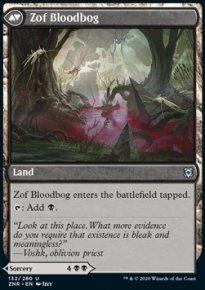 Zof Bloodbog - Zendikar Rising