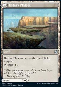 Kabira Plateau  - Zendikar Rising