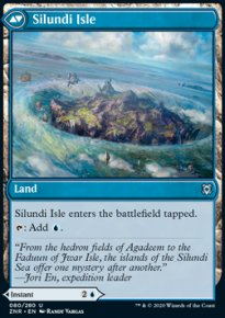 Silundi Isle - Zendikar Rising