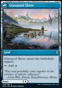 Glasspool Shore - Zendikar Rising