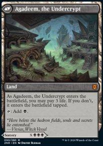 Agadeem, the Undercrypt - Zendikar Rising