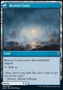Beyeen Coast - Zendikar Rising